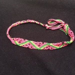 Other - 🍉Handmade With❤️ Watermelon Friendship Bracelet🍉